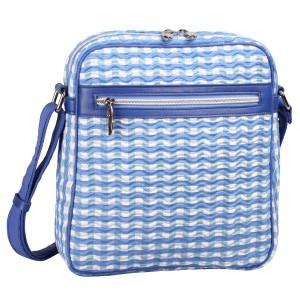 neu_Check Wave Tablet Bag - White_Violet_Light Violet