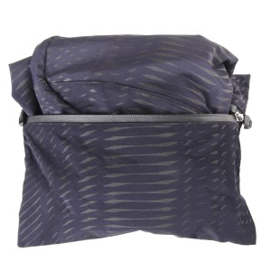 neu_Midnight Blue - Foldable Backpack-Packing Pouch Shot