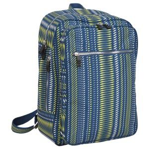 neu_Python Backpack - Navy-Citrine-White