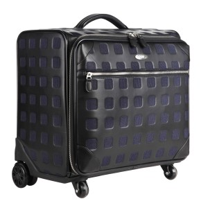 neu_Sterling Roller Luggage - Black