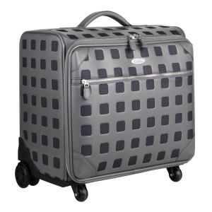 neu_Sterling Roller Luggage - Dark Gray